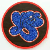 Yes - 'Logo' Woven Patch